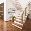 House Rules Wall Stickers Large
