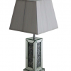 Gatsby Table Lamp With Silver Shade